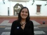 Inés López-Dóriga, candidata a las primarias de EQUO / Foto: Laura Ortiz