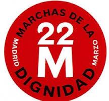 Marchas de la dignidad / Logo: marchasdeladignidad.org