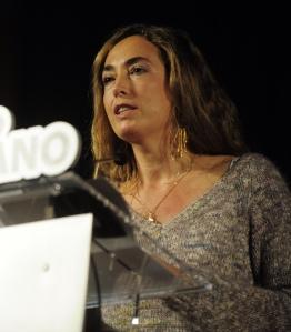 Carolina Punset, candidata de Ciudadanos
