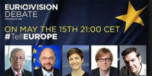 Promoción del debate entre candidatos a presidir la Comisión Europea