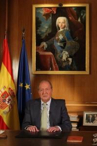 Juan Carlos I anuncia a los españoles su abdicación / © Casa de S.M. el Rey