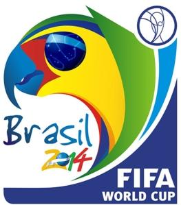 Logo oficial Brasil 2014 / FIFA WORLD CUP