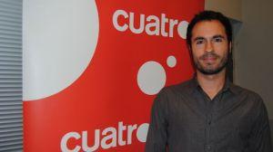 Luis García, periodista deportivo de Cuatro