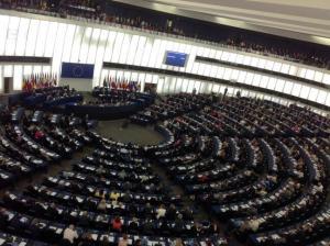 Sesión constitutiva del Parlamento Europeo / Foto: @TheProgressives