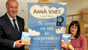Sitio web de Anna Vives.