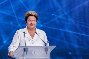 Dilma Rousseff, candidata PT / Foto: campaña Dilma Rousseff