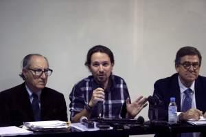 Presentación del documento marco para el programa económico de Podemos