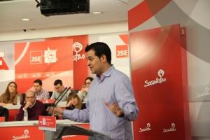 Nino Torre, secretario general JSE / Foto: JSE