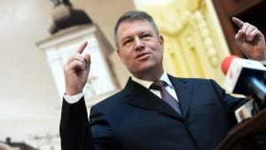 Klaus Iohannis, nuevo presidente de Rumanía