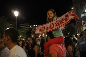 2011 Ascenso del Granada a Primera División / Foto: Asier Solana Bermejo