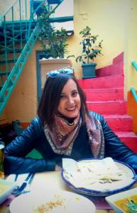 Laura Carrasco nos cuenta su percepción de los primeros días de Gobierno de Syriza / Foto: Laura Carrasco