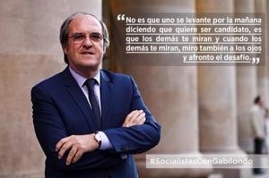 Ángel Gabilondo, nuevo candidato del PSM a la Comunidad de Madrid / Imagen: @psmadrid
