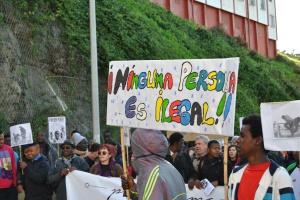 II Marcha por la Dignidad / Foto: @LOrtizGomez