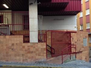 Juzgado de Ceuta / Foto: @LOrtizGomez
