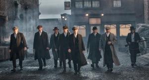 Imagen promocional de Peaky Blinders en BBC Two