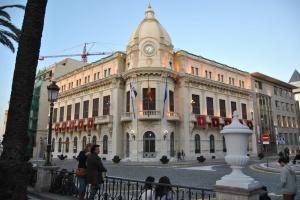 Palacio de la Asamblea de Ceuta, sede del Gobierno de la Ciudad / Foto: @LOrtizGomez