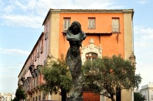 Estatua de Lola Flores