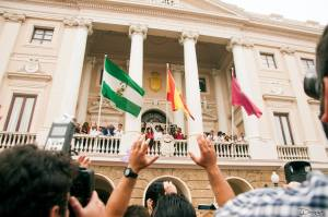 Toma de posesión del nuevo alcalde de Cádiz / Foto: Podemos Cádiz